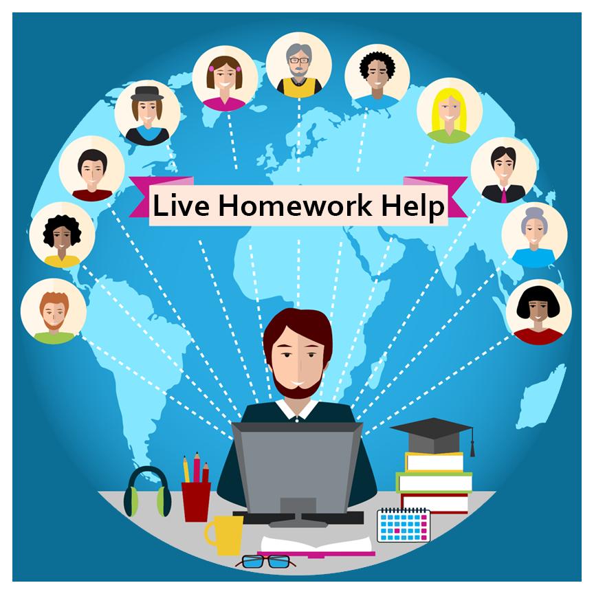 Live Homework Help