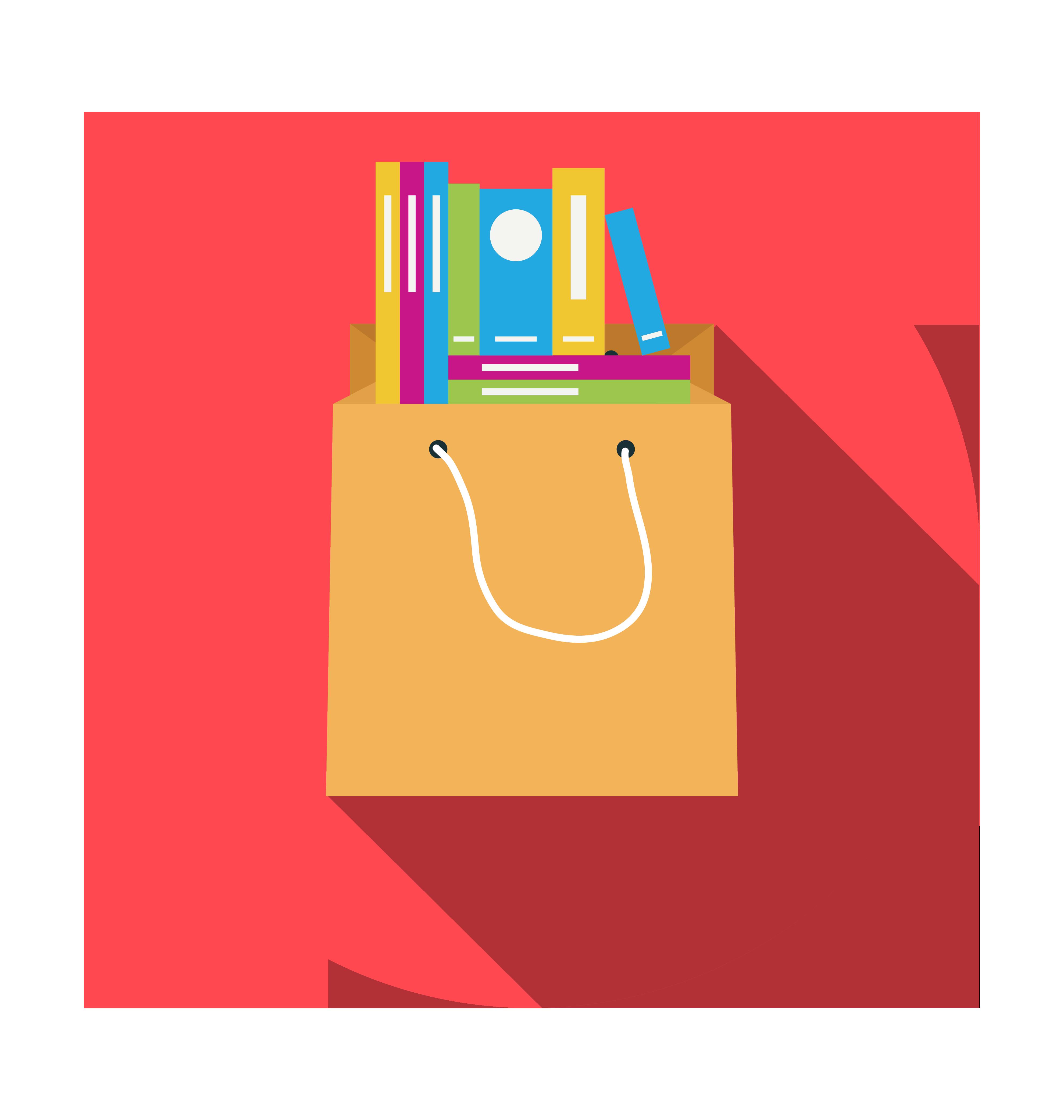 Buck-A-Bag of Books Sale