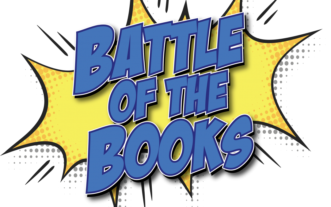 3rd Annual Battle of the Books